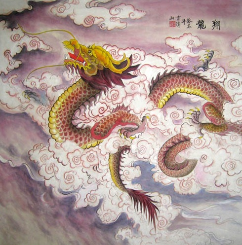 The Year Of The Dragon Chinese Zodiac Symbols